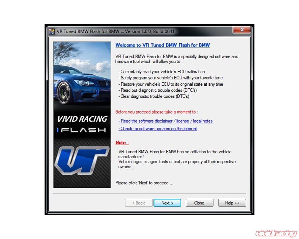 VR Tuned ECU Flash Tune Mini Cooper S R50 | R52 | R53 1 6L Supercharged  1 6L 02-06 163HP