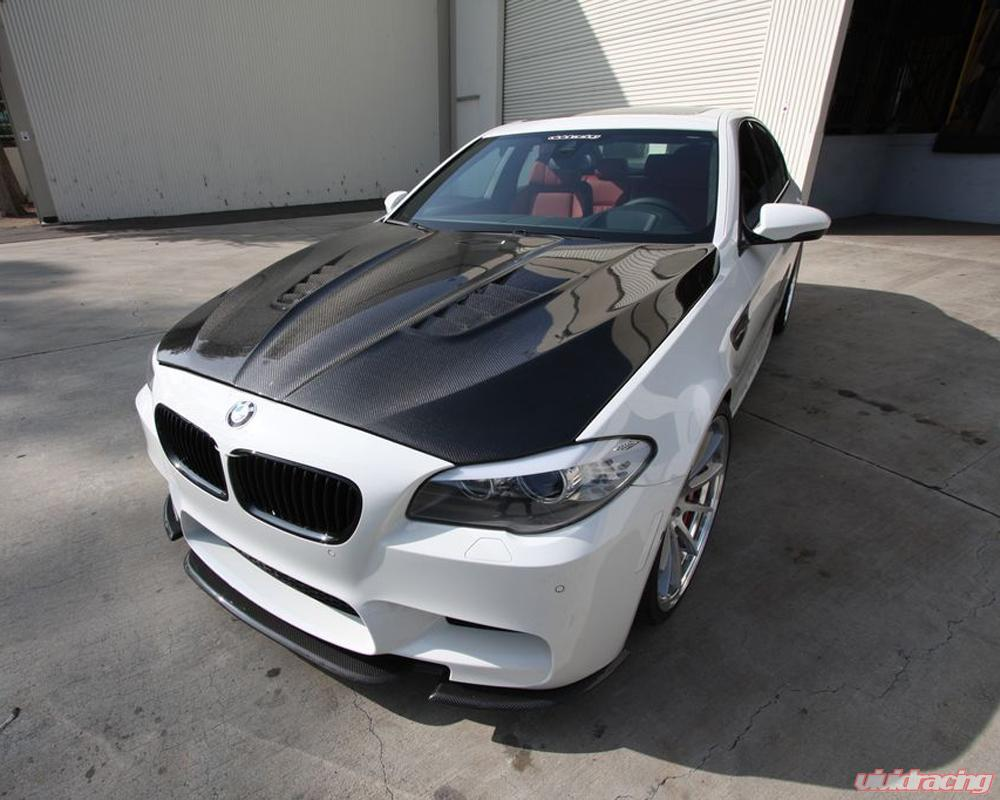Agency Power Carbon Fiber Hood DTM Style BMW F10 M5 550 535 528 2011+