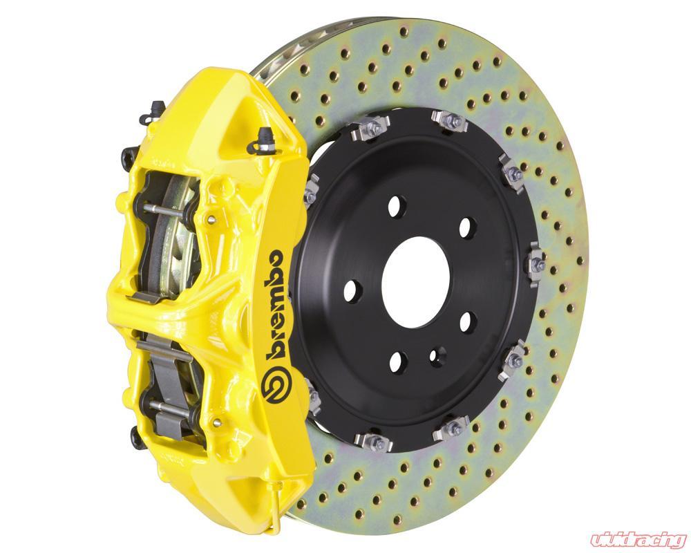 Frt Disc Brake Rotor  Brembo  09.A665.13