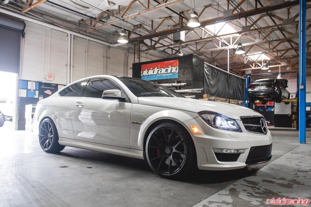 VR Tuned ECU Flash Tune Mercedes C63 AMG Black Series W204 510HP