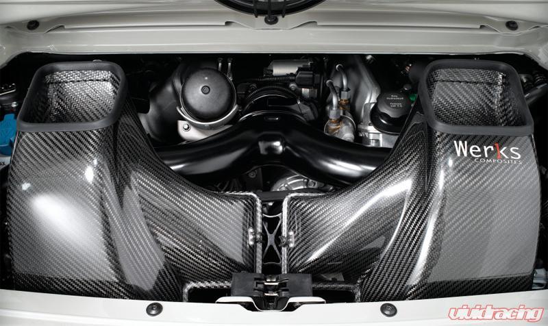 Champion Motorsports Tubi Exhausts Werks One Porsche