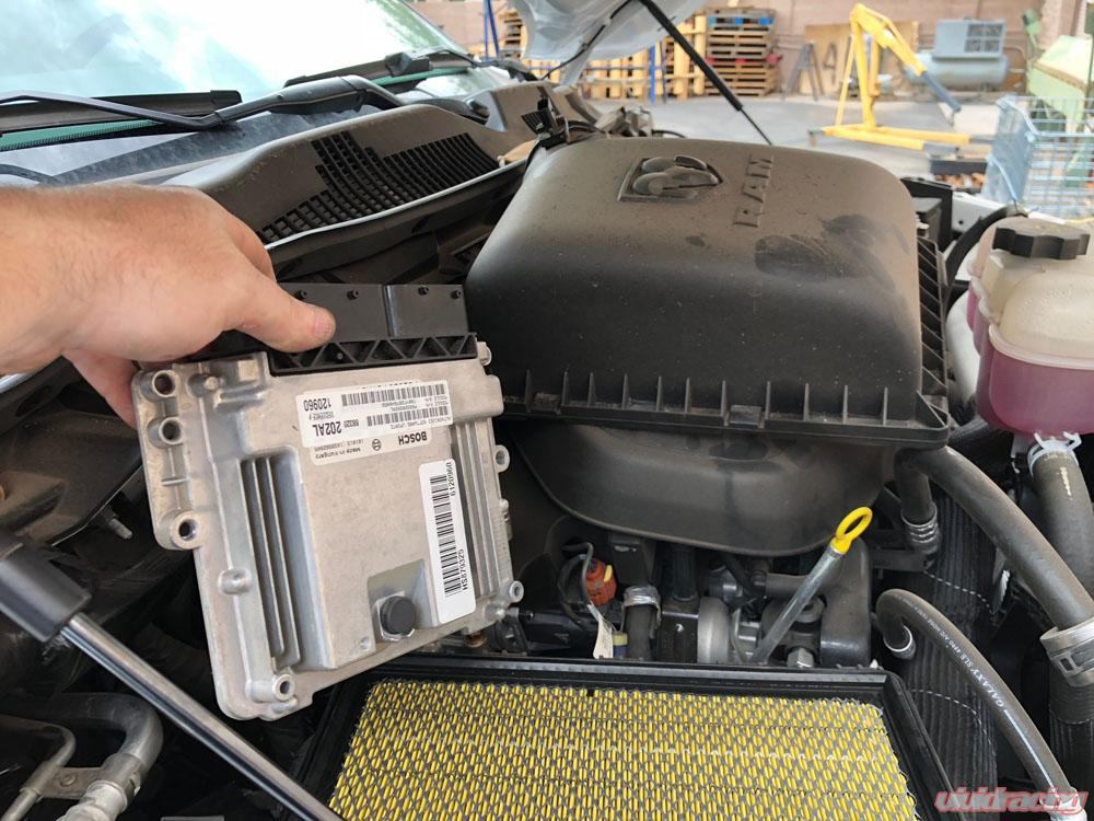VR Tuned ECU Flash Tune Dodge Ram 1500 EcoDiesel 240HP