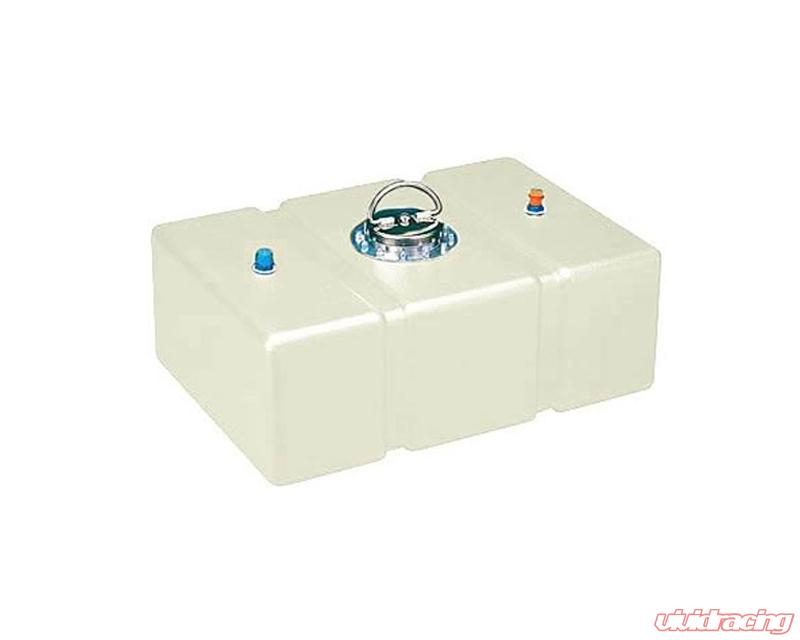 200-122-05 JAZ | 22 gal  Natural Circle Track Fuel Cell with Foam 36