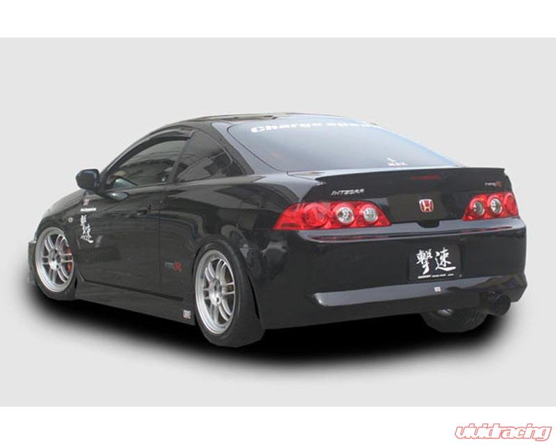 Chargespeed Full Wide Body Kit Acura Rsx Dc5 05 06