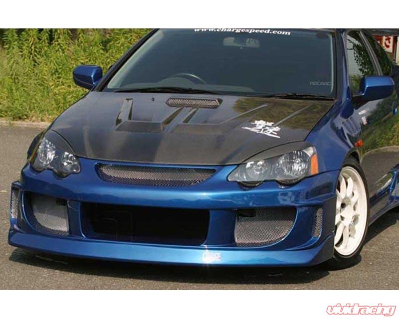 ChargeSpeed Wide Body Kit Acura RSX DC - 2005 acura rsx body kit