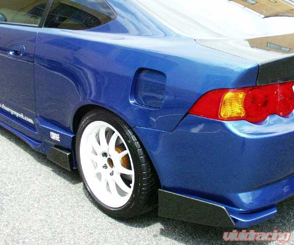 ChargeSpeed Full Wide Body Kit Acura RSX DC5 05-06 Image5