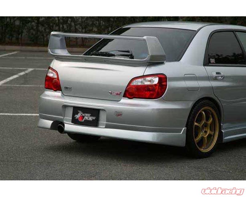chargespeed carbon rear under spoiler subaru wrx sti gdb 2004 cs977rsc chargespeed carbon rear under spoiler subaru wrx sti gdb 2004
