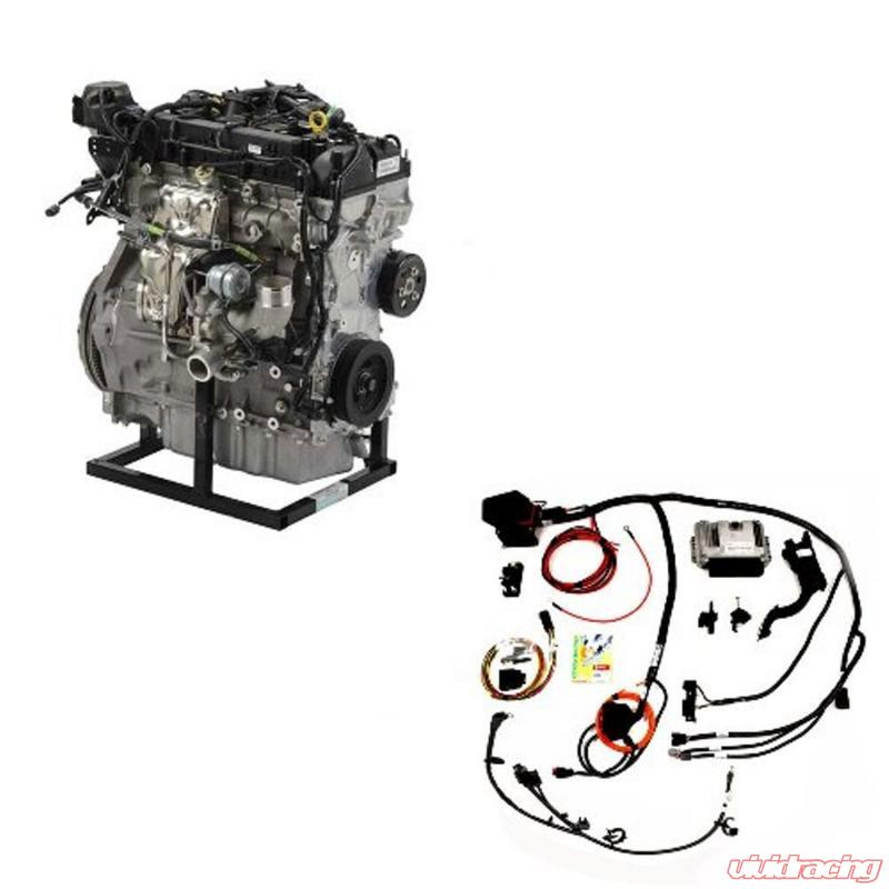 ford racing 2 0l ecoboost engine and control pack kit ford focus 2013