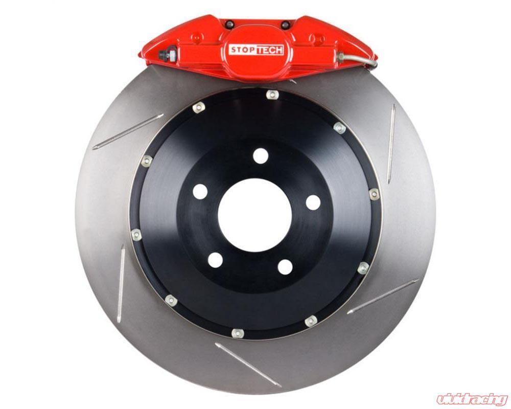Front and Rear Brake Pad and Rotor Kit For 2003-2007 Honda Accord 3.0L V6