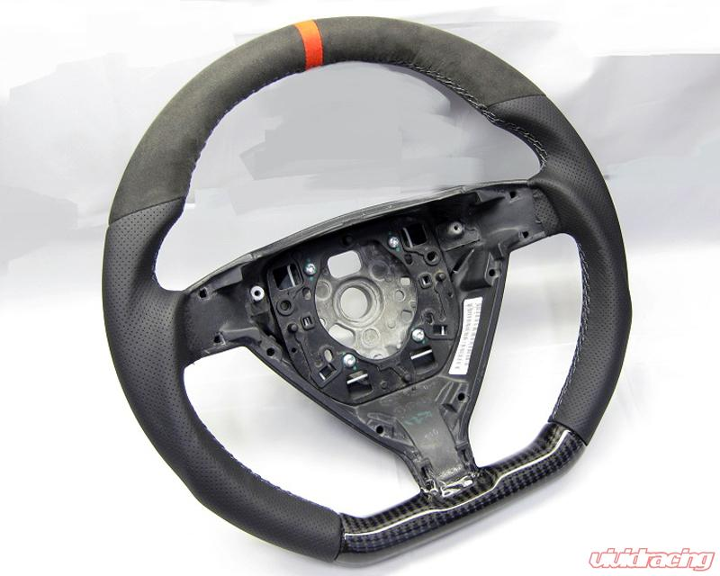 Dct Motorsports Carbon And Alcantara Trim Sport Steering
