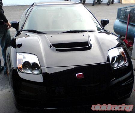 Downforce Carbon Fiber Nsx R Hood Acura Gen1 90 01 Df