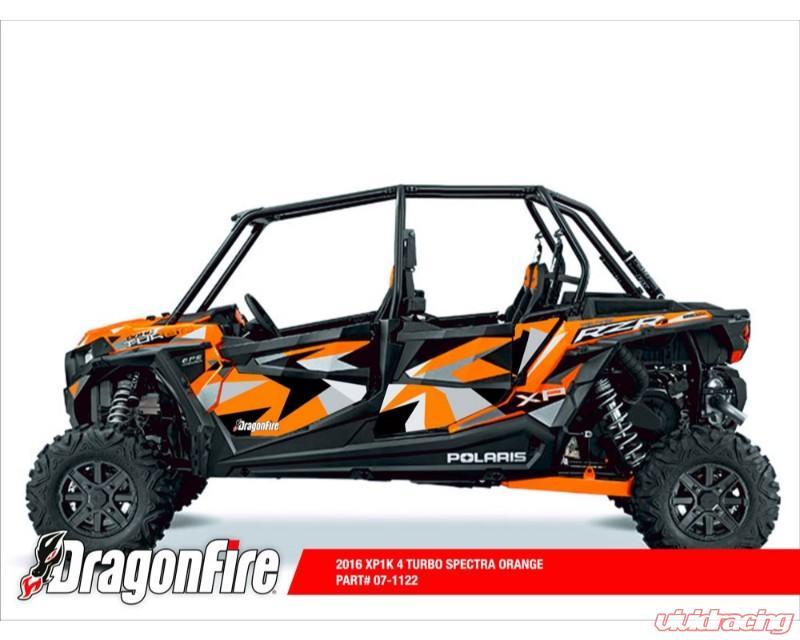 Polaris Rzr 1000 4 Seater >> Dragonfire Door Insert Graphics Voodoo Blue 4 Seat Polaris Rzr Xp 4 1000 14 15