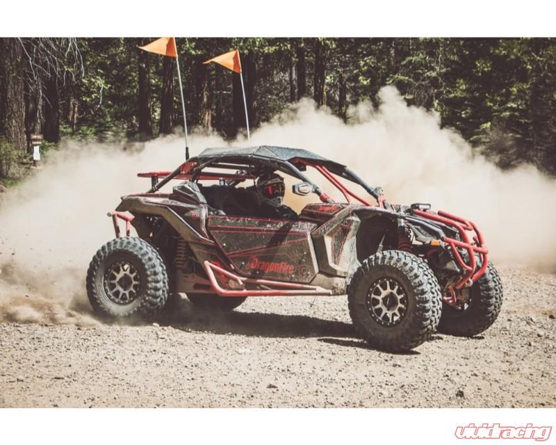 Dragonfire Racing System 3 SB-3 Beadlock Wheels 15X7 4//156 5+2 +30MM Machined