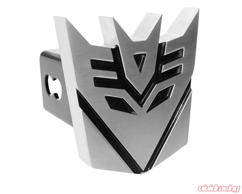 900357defenderworx Transformers Decepticon Hitch Cover Universal