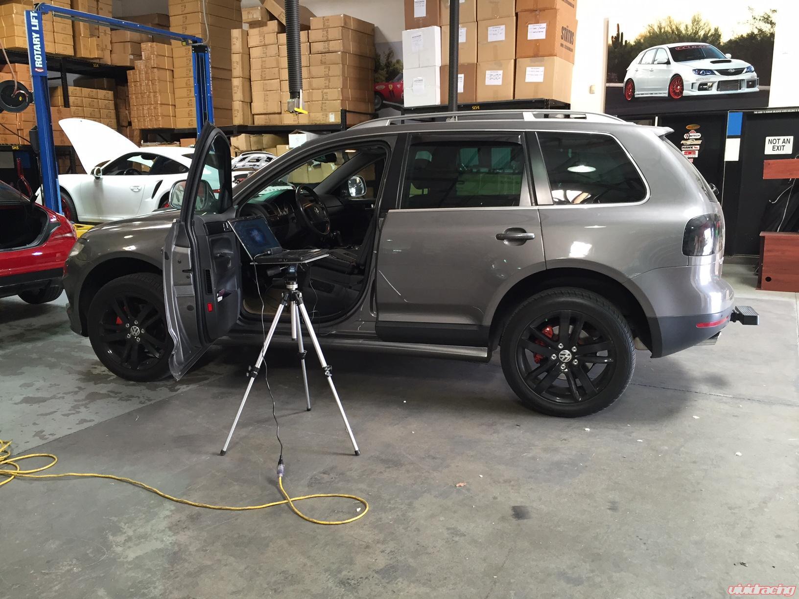 Vr Tuned Ecu Flash Tune Volkswagen Touareg 4 2l V8 350hp Vrt Tor 7l 42l 350