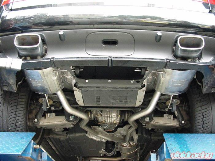 Eisenmann Stainless Axleback Exhaust 2x160x80mm Oval Tips BMW X5 30d 0106 B5321: BMW X5 E53 Performance Exhaust At Woreks.co