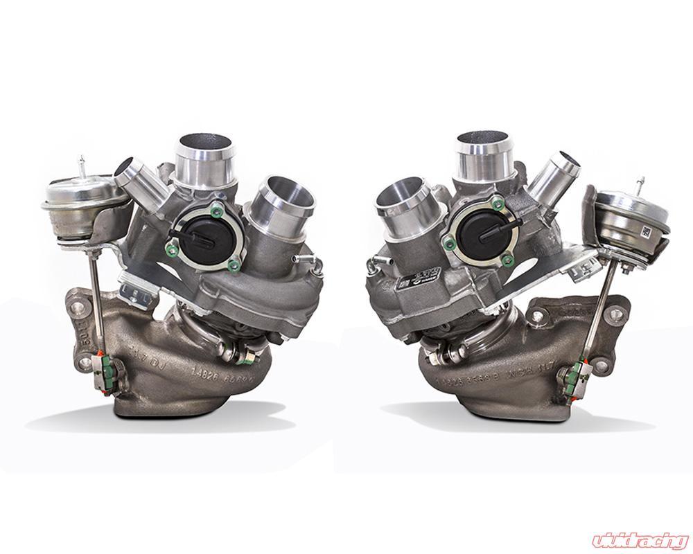 Vivid Racing Stage 1 Billet Turbo Upgrade Ford F150 Ecoboost