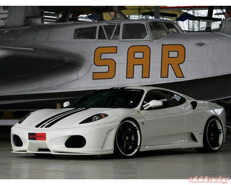 Novitec Sport Spring Set Ferrari 430 Scuderia 16m 04 09