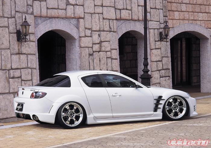 Rx8 Body Kit. Fabulous Full Body Kit Mazda