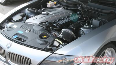 Gruppe M Ram Air Intake System Bmw E85 E86 Z4 2 5 3 0 06