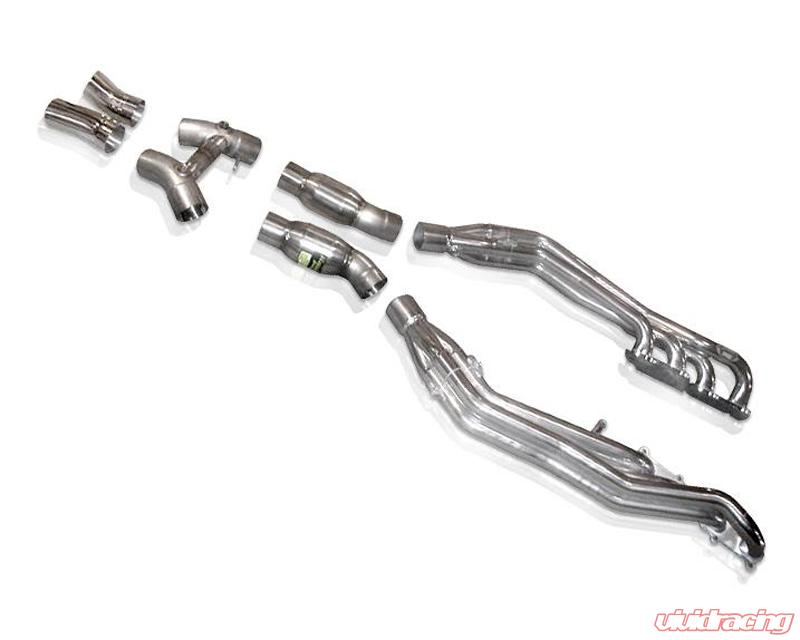 Stainless Works In Complete Exhaust System With High Flow Cats Ford Gt