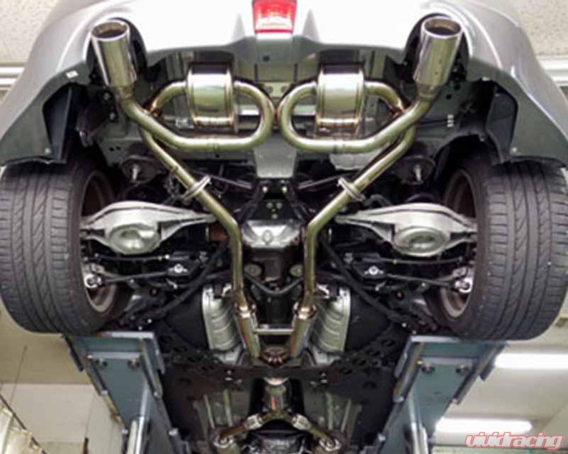 Hks Super Sound Master Stainless Exhaust Nissan 350z Roadster 0708 32023an002: Nissan 350z Hks Exhaust At Woreks.co