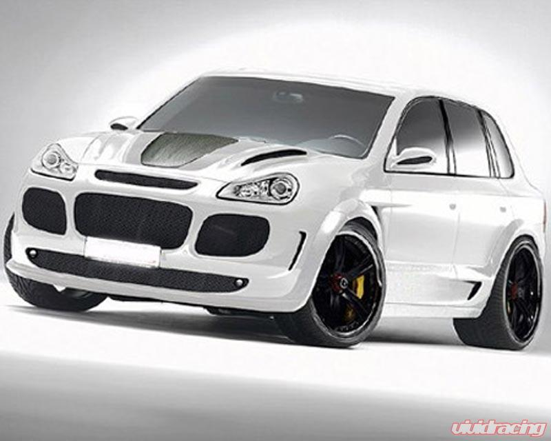H&R ETS Electronic Lowering System Porsche Cayenne Turbo 02-07
