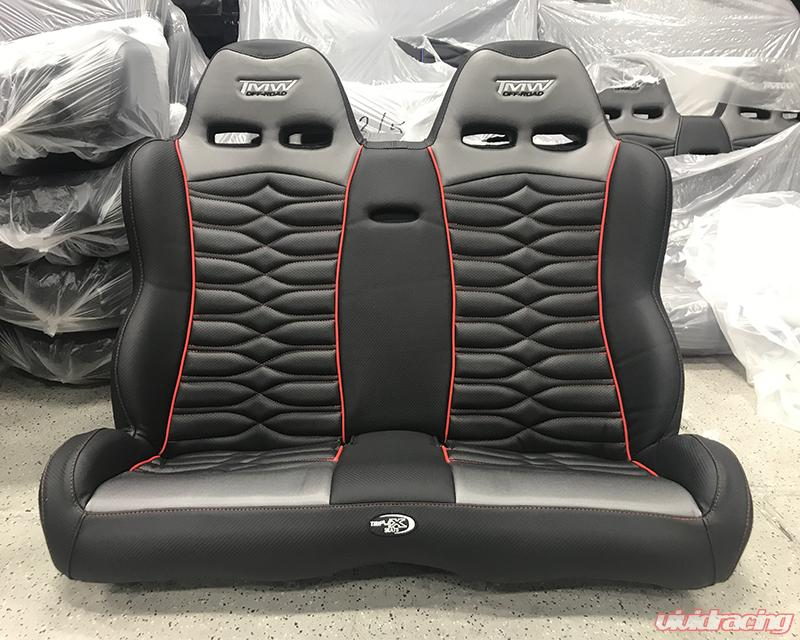 Miraculous Tmw Offroad Rzr Black Widow 5 Bucket Seats Triple X Polaris Rzr Xp 1000 4 Seater Rzr Xp Turbo 4 Seater Machost Co Dining Chair Design Ideas Machostcouk