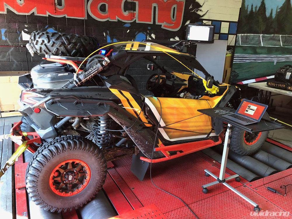 VR Tuned ECU Flash Tune Can-Am Maverick X3 Turbo ECU Upgrade 120HP to 172HP  Conversion