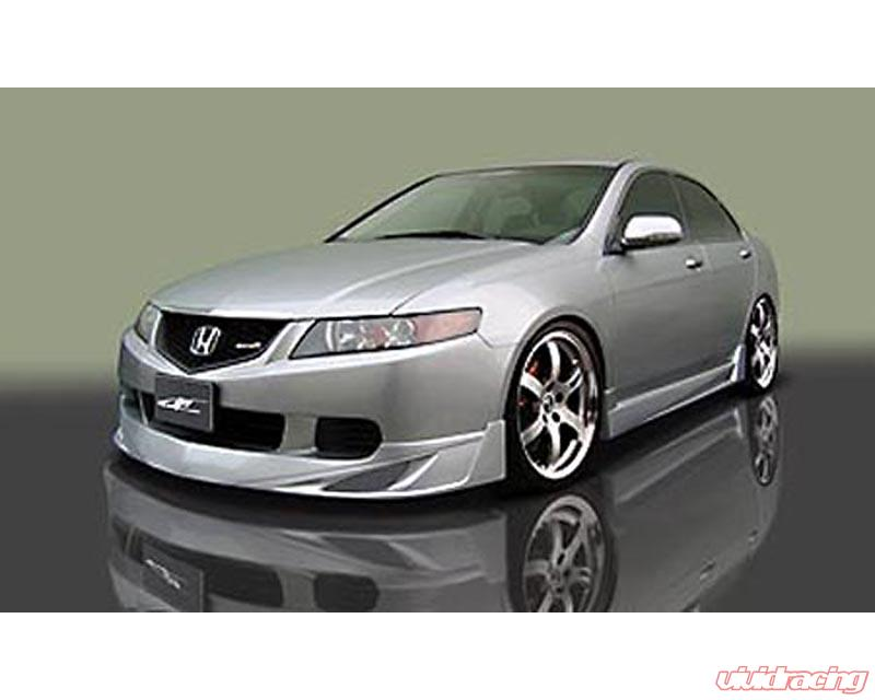 JP Front Under Spoiler Acura TSX - Acura tsx front lip