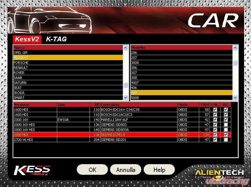Alientech Master Pro Dealer ECU Tuning Start Up Kit KessV2 and KTag