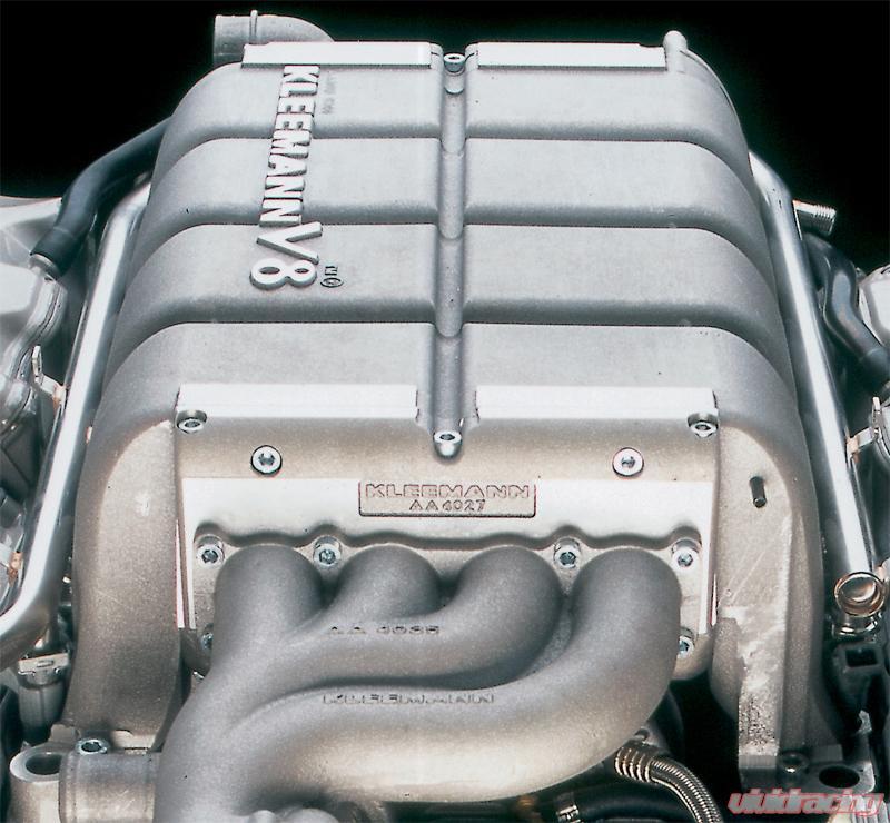 Kleemann M113 SuperCharger System Mercedes-Benz CLS500 & CLS55 V8 5spd C219  04-11