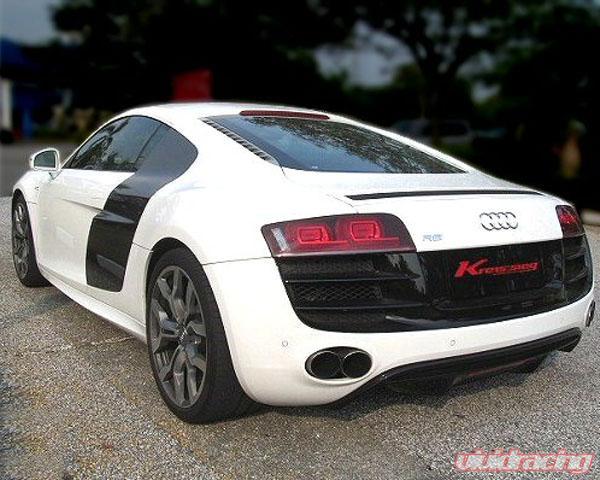Kreissieg F1 Sound Valvetronic Exhaust Audi R8 V10 09