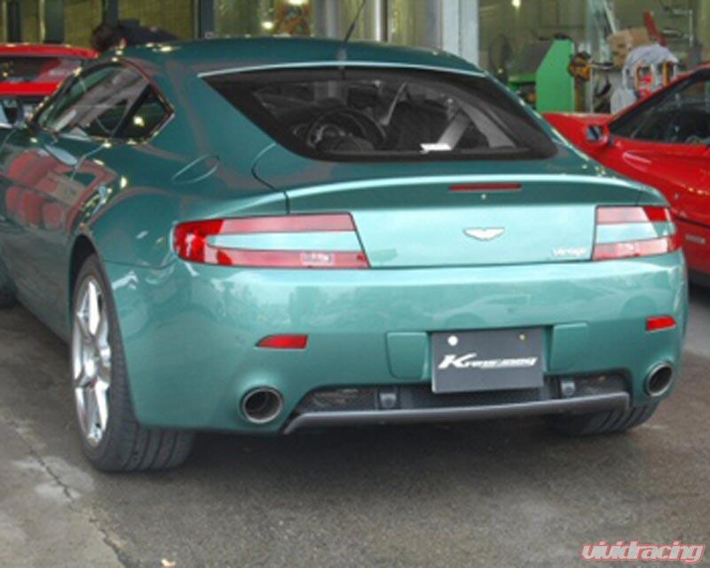 Kreissieg Xmm Valvetronic Catback Exhaust Aston Martin V Vantage - 06 aston martin vantage