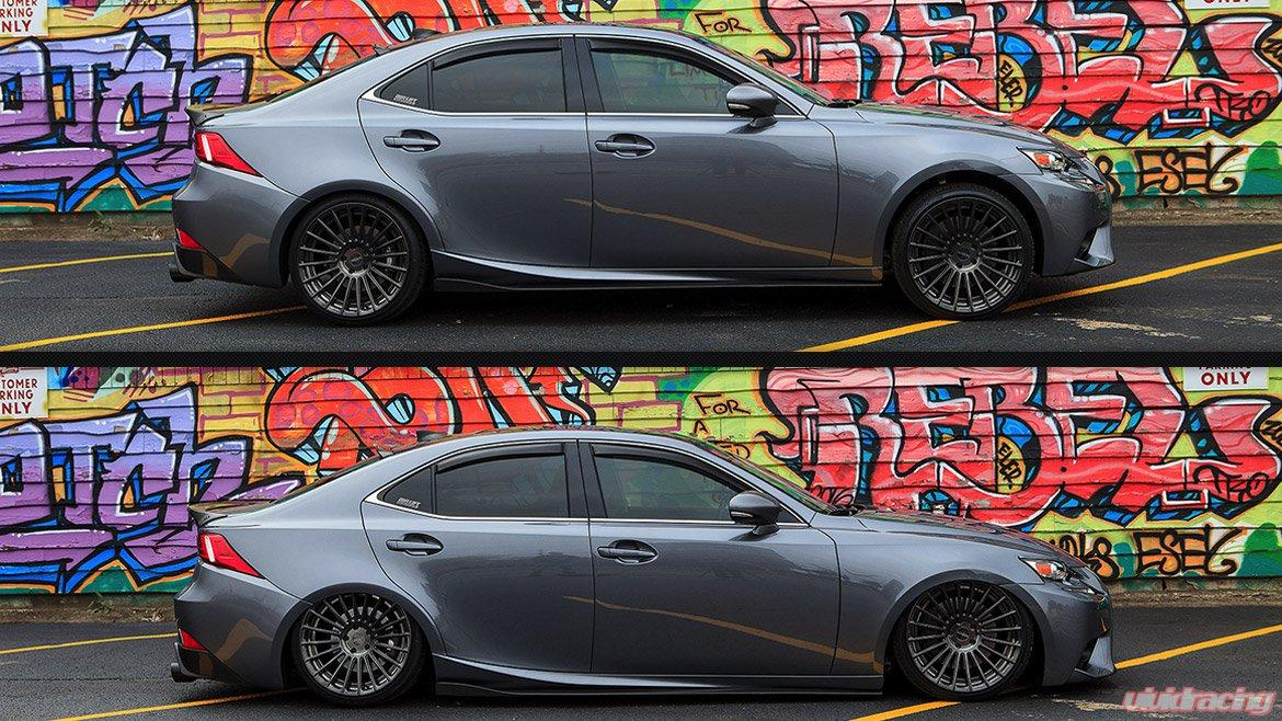 Air Lift Performance Front Performance Kit Lexus IS250 AWD 13-16