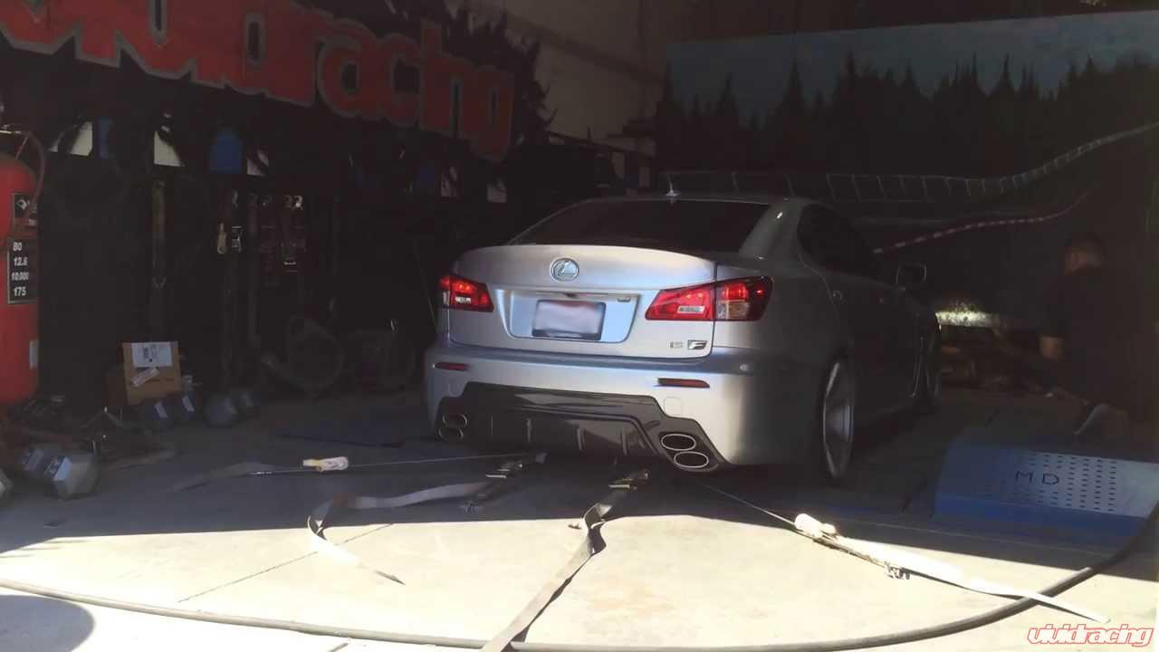 VR Tuned ECU Flash Tune Lexus IS-F 5.0L V8 VVT-i