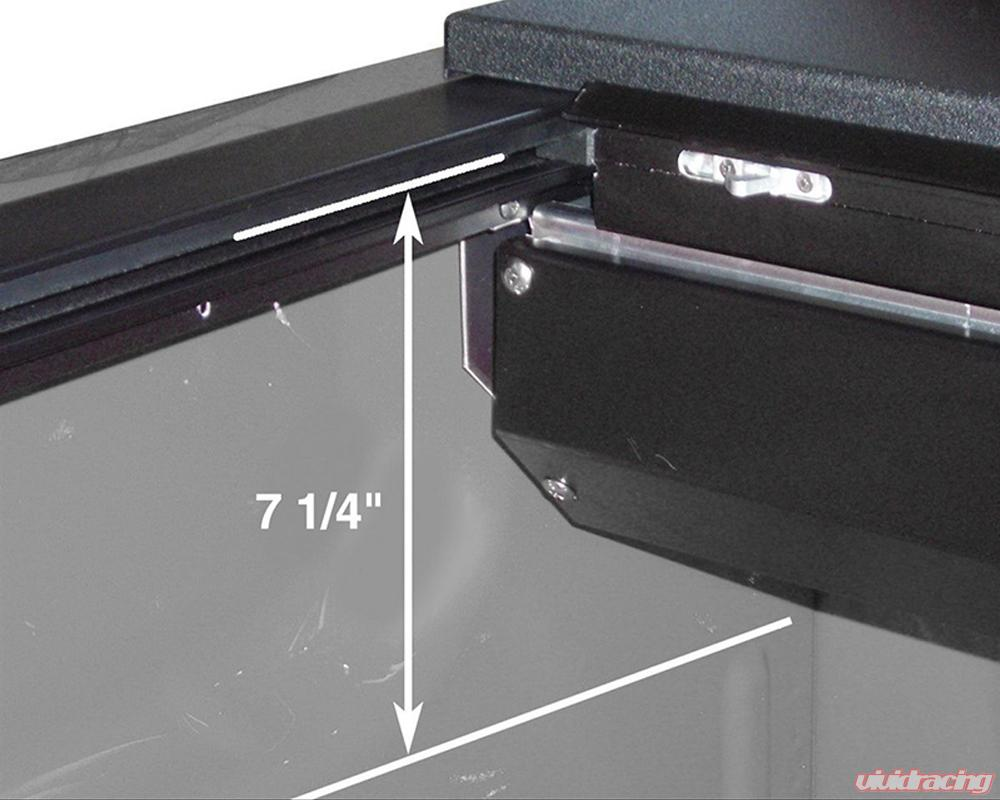 Roll N Lock 15 18 Ford F 150 Xsb 65 5 8in M Series Retractable Tonneau Cover Lg101m