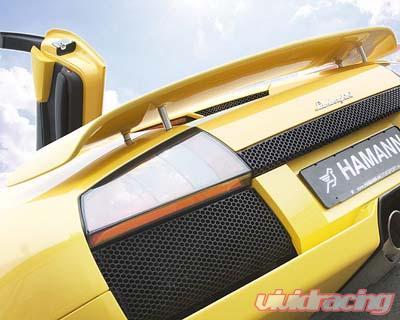 Hamann Rear Wing Fiberglass Lamborghini Murcielago Lp640 06 10
