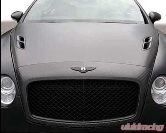 Mansory Full Carbon Fiber Hood Bentley Continental Gt 03 10