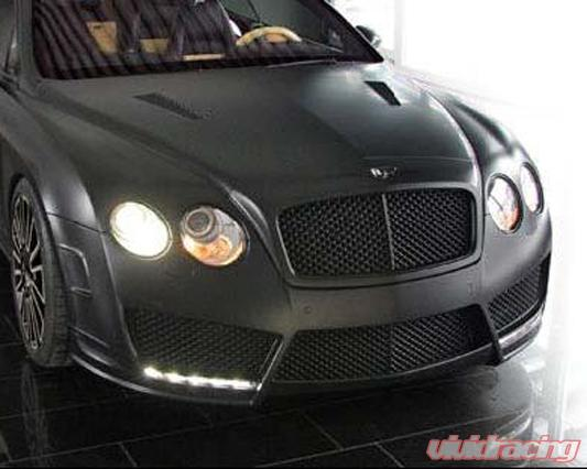 Mansory European Front Bumper Bentley Continental Gt Speed 03 10