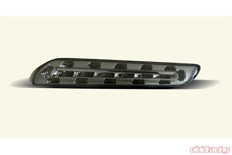 mansory multifunction led turn signal porsche cayenne 02