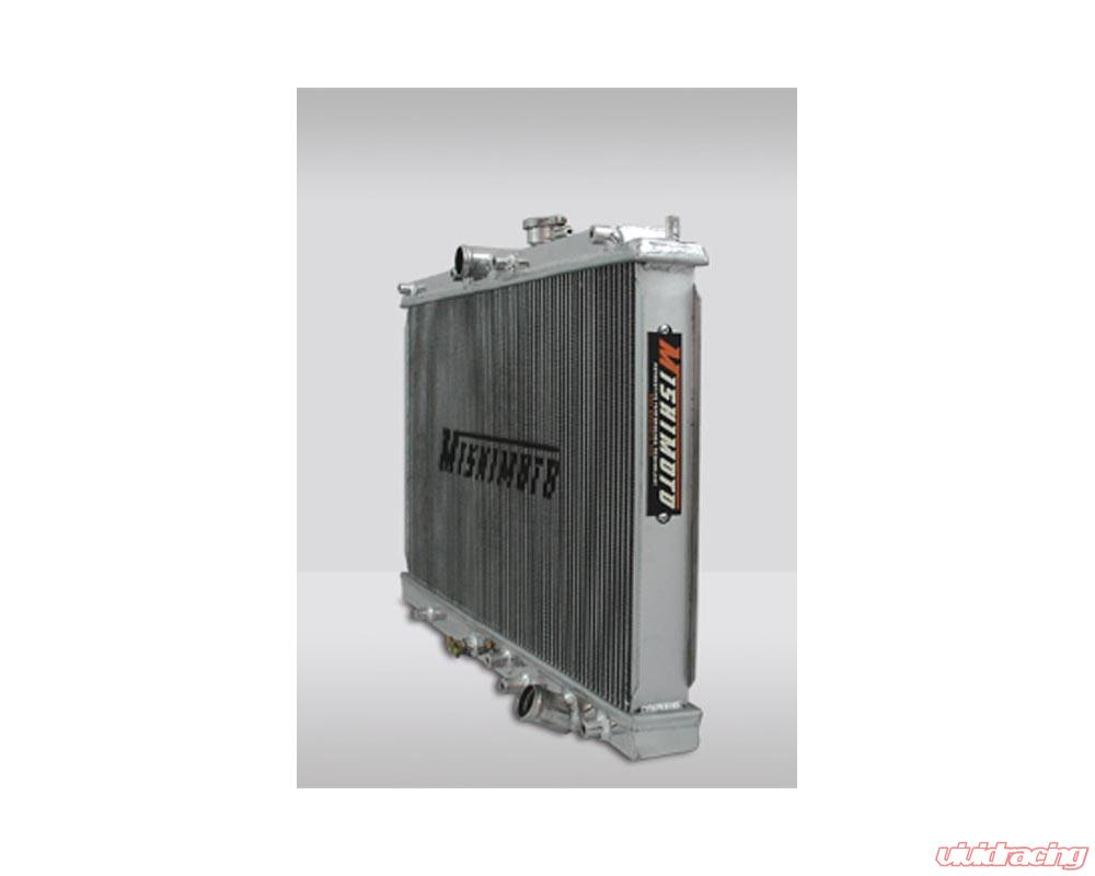 Mishimoto 97-01 Honda Prelude Manual Aluminum Radiator MMRAD-PRE-97