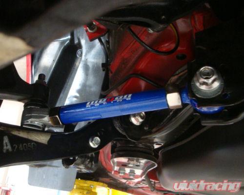 Megan Racing Rear Toe Control Arms Fits Nissan Skyline R35 GTR 09-14 MRS-NS-1170