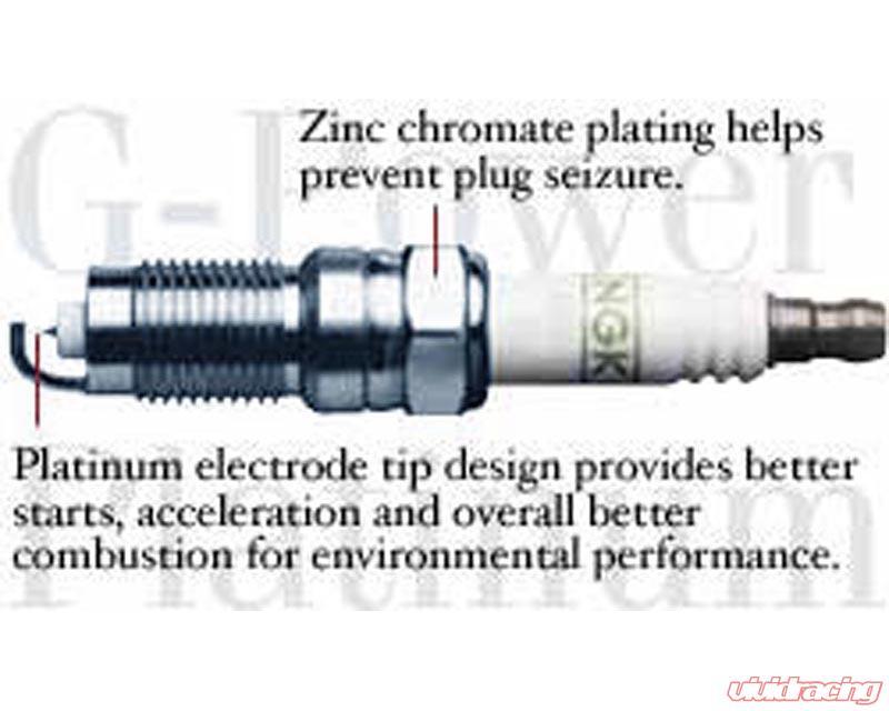 NGK Platinum Spark Plug Toyota MR2 3SGTE