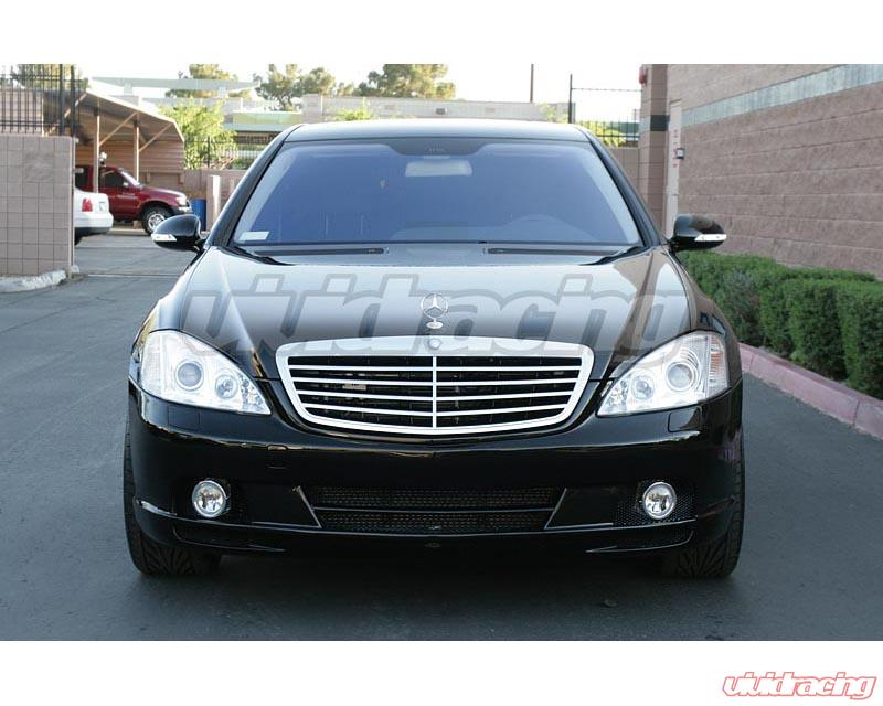 Nr auto l style body kit mercedes benz s550 221 06 08 for Mercedes benz auto body