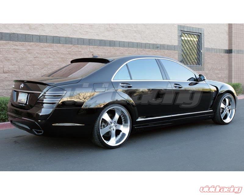 Nr auto l style body kit mercedes benz s550 221 06 08 image6 for Mercedes benz body styles