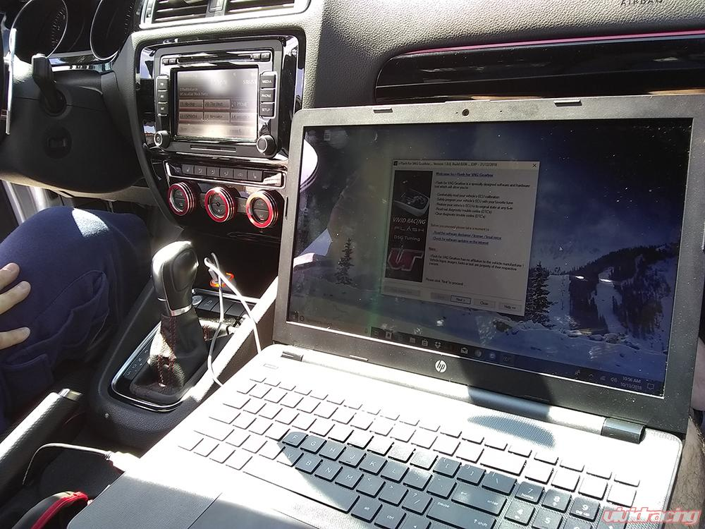 VR Tuned DSG Transmission Flash Volkswagen Jetta MK6 DQ250