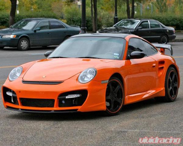 Precision Porsche 996tt To 997tt Conversion Body Kit