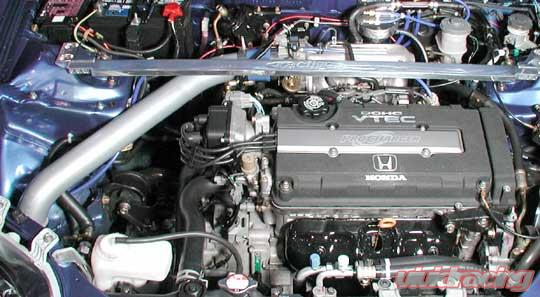 Procharger High Output Intercooled Tuner Kit Supercharger Honda Civic Si 1 6l Dohc 99 00