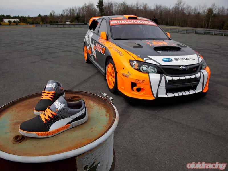 Puma Global Rallycross GRC Street Low Grafic Bucky Lasek Shoes